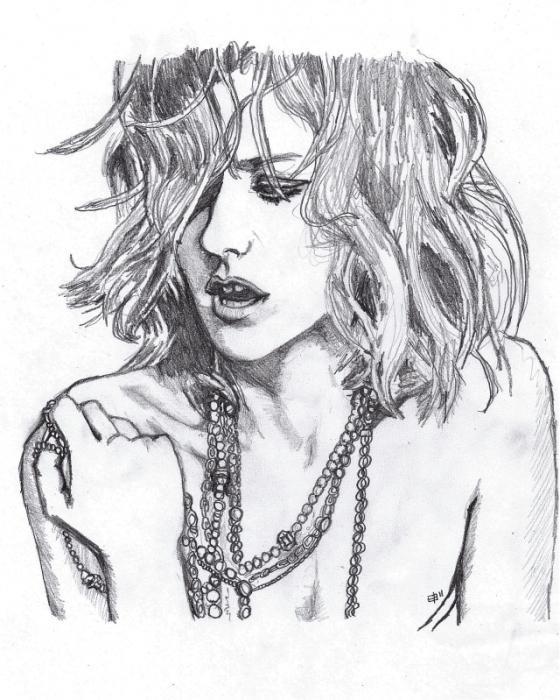Naomi Watts by nirexerin